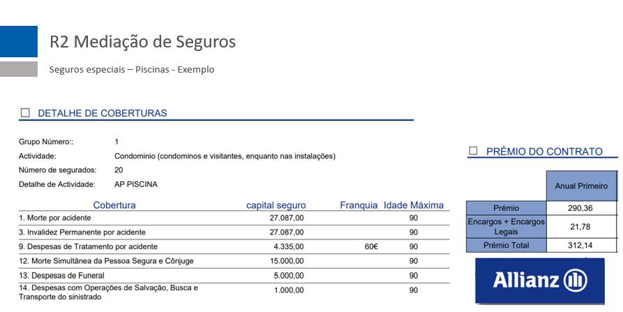 Seguros Especiais para Condomínios R2 - Mediação de Seguros Lda. 1